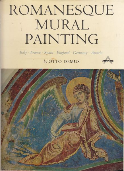 Romanesque Mural Painting.
