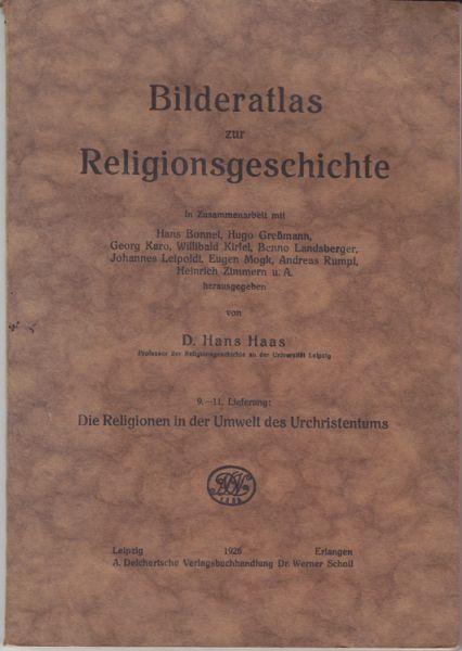 Die Religionen in der Umwelt des Urchristentums.