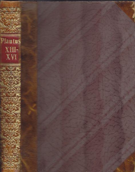 Lustspiele. Deutsch von Wilhelm Binder.