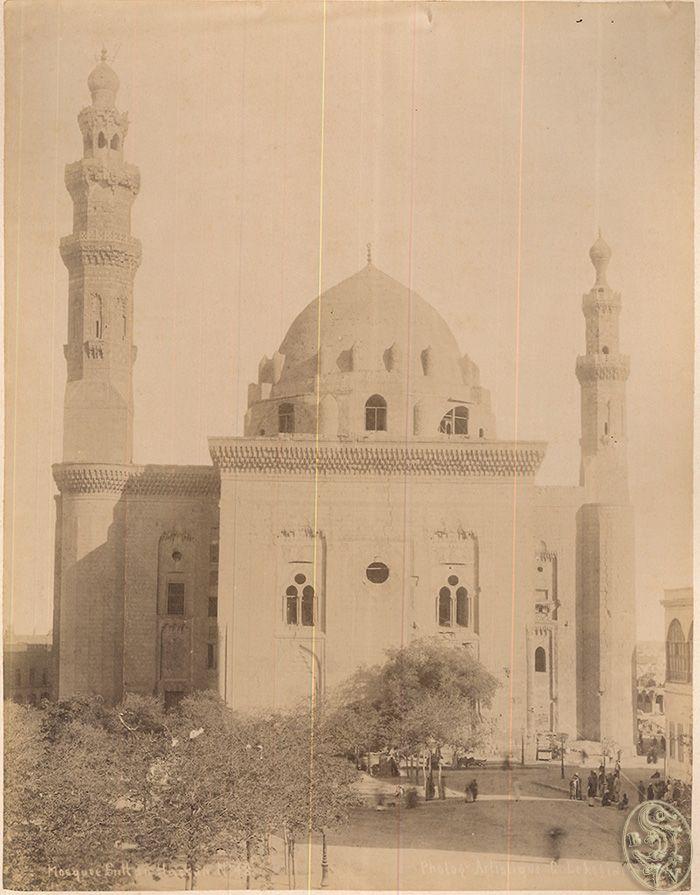Mosquée Sultan Hassan. N. 48.
