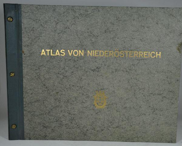 Atlas von Niederösterreich (und Wien). Hrsg. v. d. Kommission für Raumforschung und Wiederaufbau der Österreichischen Akademie der Wissenschaften u. vom Verein für Landeskunde von Niederösterreich und Wien.