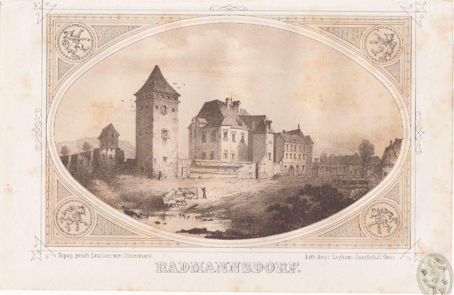 Radmannsdorf.