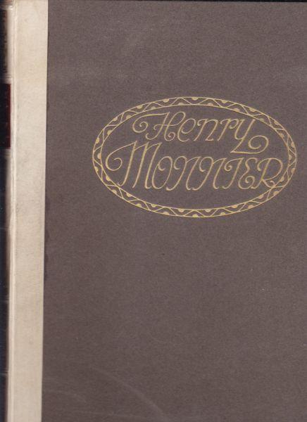 Meisterwerke der erotischen Kunst Frankreichs. Erstes Stück. Henry Monnier.
