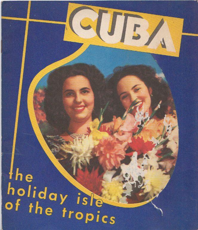 Cuba, the holiday isle of the tropics.