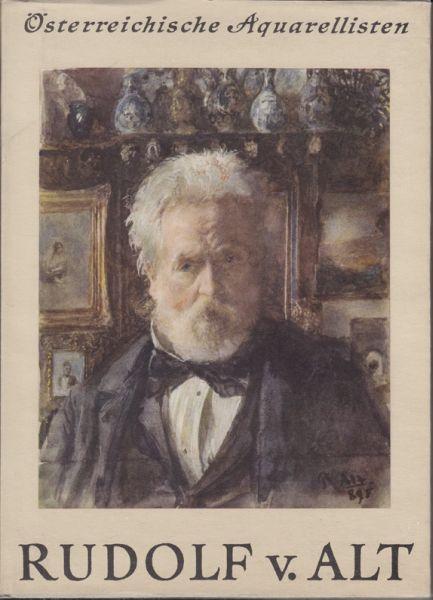 Rudolf von Alt. 24 Aquarelle.