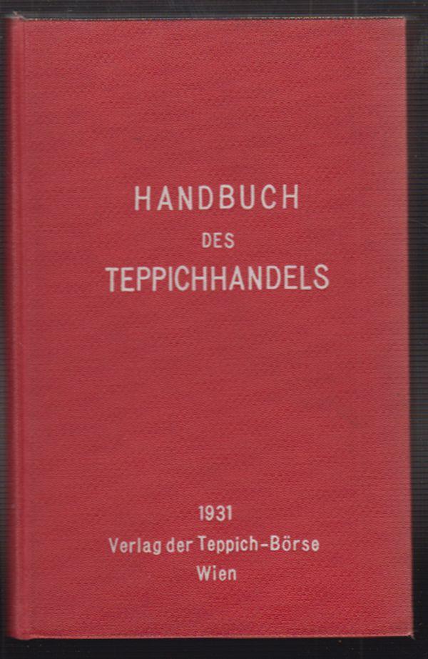 Handbuch des Teppichhandels.