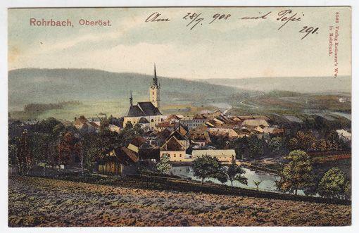 Rohrbach, Oberöst.