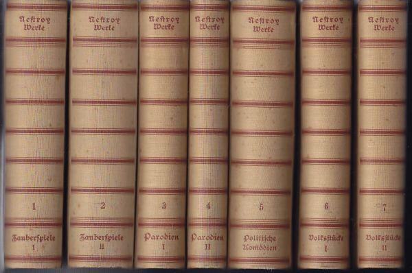 Sämtliche Werke. Historisch-kritische Gesamtausgabe in zwölf Bänden. Hrsg. v. Fritz Brukner und Otto Rommel.
