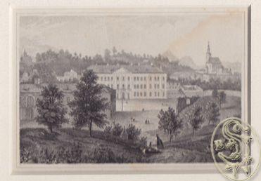K. K. Sommer-Residenz Mirabell.