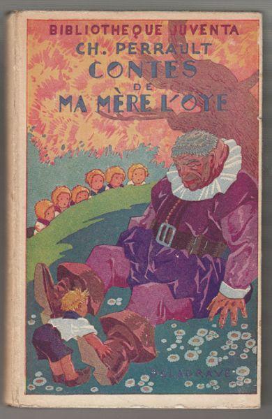 Contes de Mére L`Oye. Suivis de trois contes de Madame d`Aulnoy.