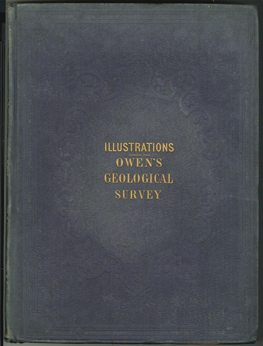 Illustrations to the Geological Report of Wisconsin, Iowa, and Minnesota.