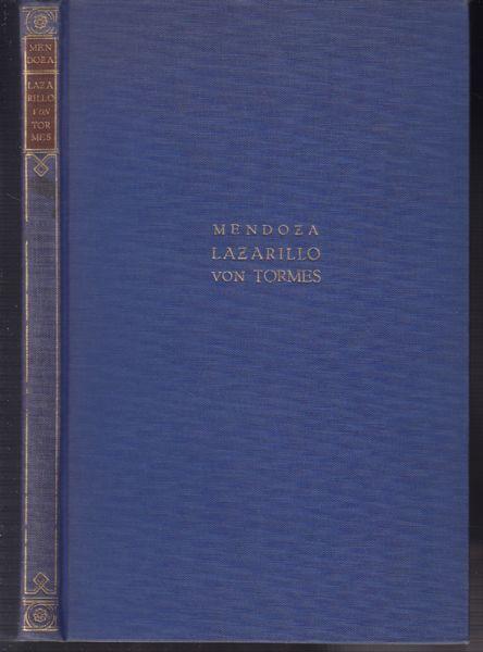 Leben des Lazarillo von Tormes.