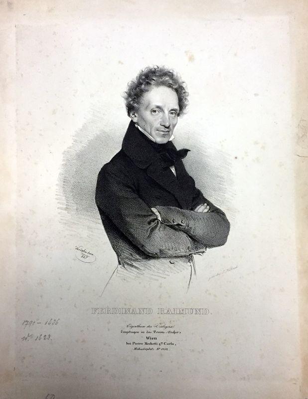 Ferdinand Raimund.