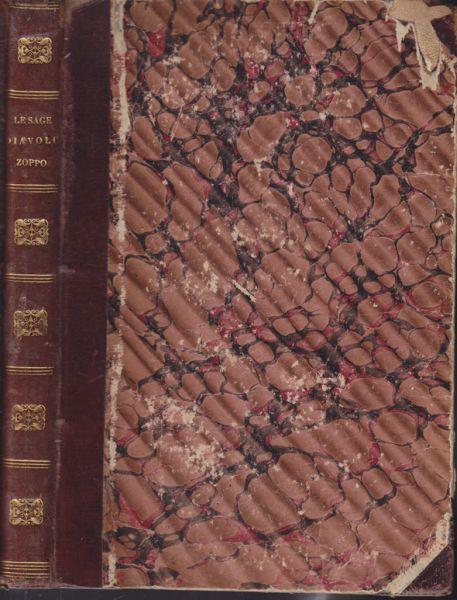 Il Diavolo zoppo. Di Le Sage. Da Cenni Biografici su Le Sage.