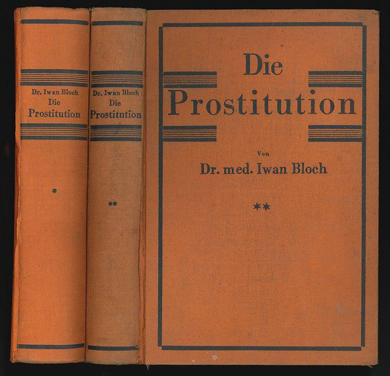Die Prostitution.
