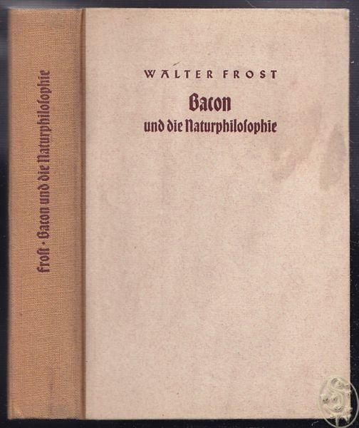 Bacon und die Naturphilosophie.