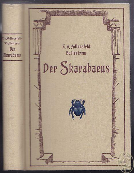 Der Skarabaeus. Roman.