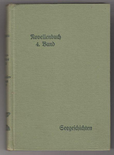 Novellenbuch.
