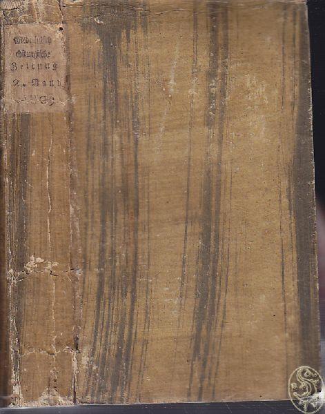 Medicinisch-chirurgische Zeitung fortgesetzt von D. Johann Nepomuck Erhart.