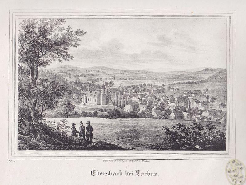Ebersbach bei Loebau.