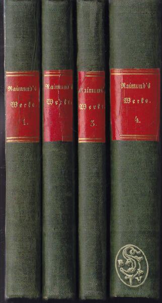 Sämmtliche Werke. Hrsg. v. Johann N. Vogl.