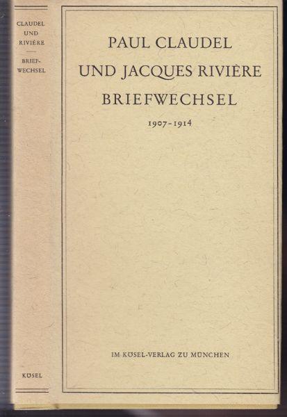 Briefwechsel 1907-1914.