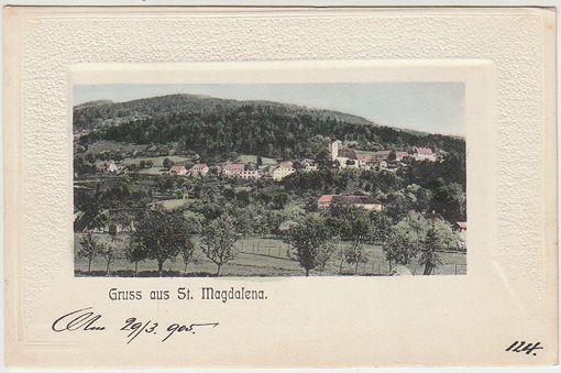 Gruss aus St. Magdalena.