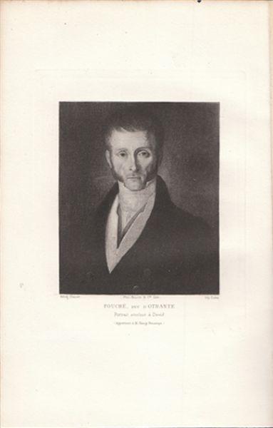 FOUCHÉ - MAEDELIN, Loius. Fouché 1759-1820