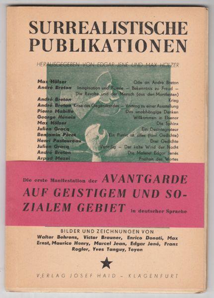 Surrealistische Publikationen.
