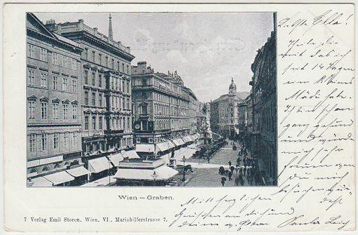 Wien - Graben.