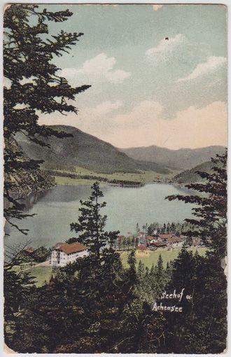 Seehof a. Achensee.
