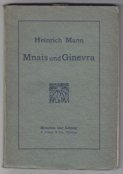 Mnais und Ginevra.