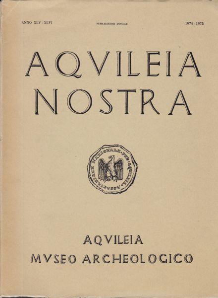 AQUILEIA NOSTRA.