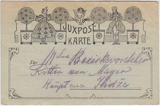 Juxpost-Karte.