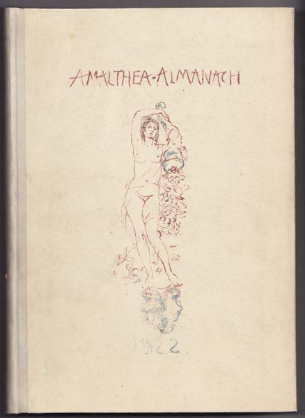 AMALTHEA-ALMANACH auf das Jahr 1922.