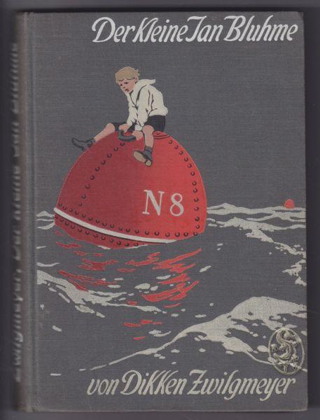 Der kleine Jan Bluhme. Eine Erzählung für die Jugend. Aus dem Norwegischen übersetzt von Martha Buck.