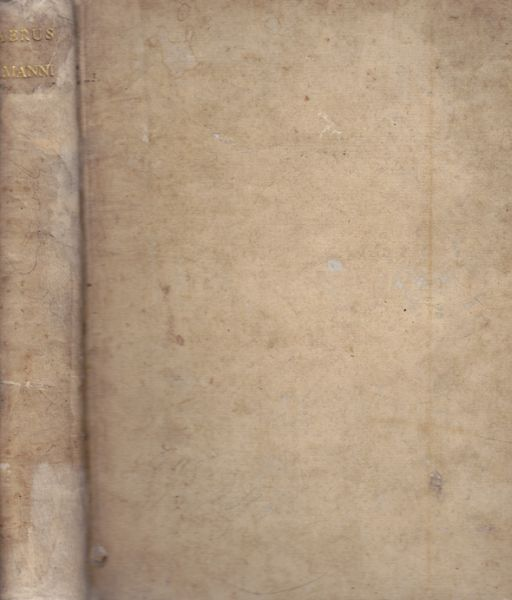 Phaedri, Augusti Liberti, Fabularum. Libri Quninque. Cum novo commentario Petri Burmanni.