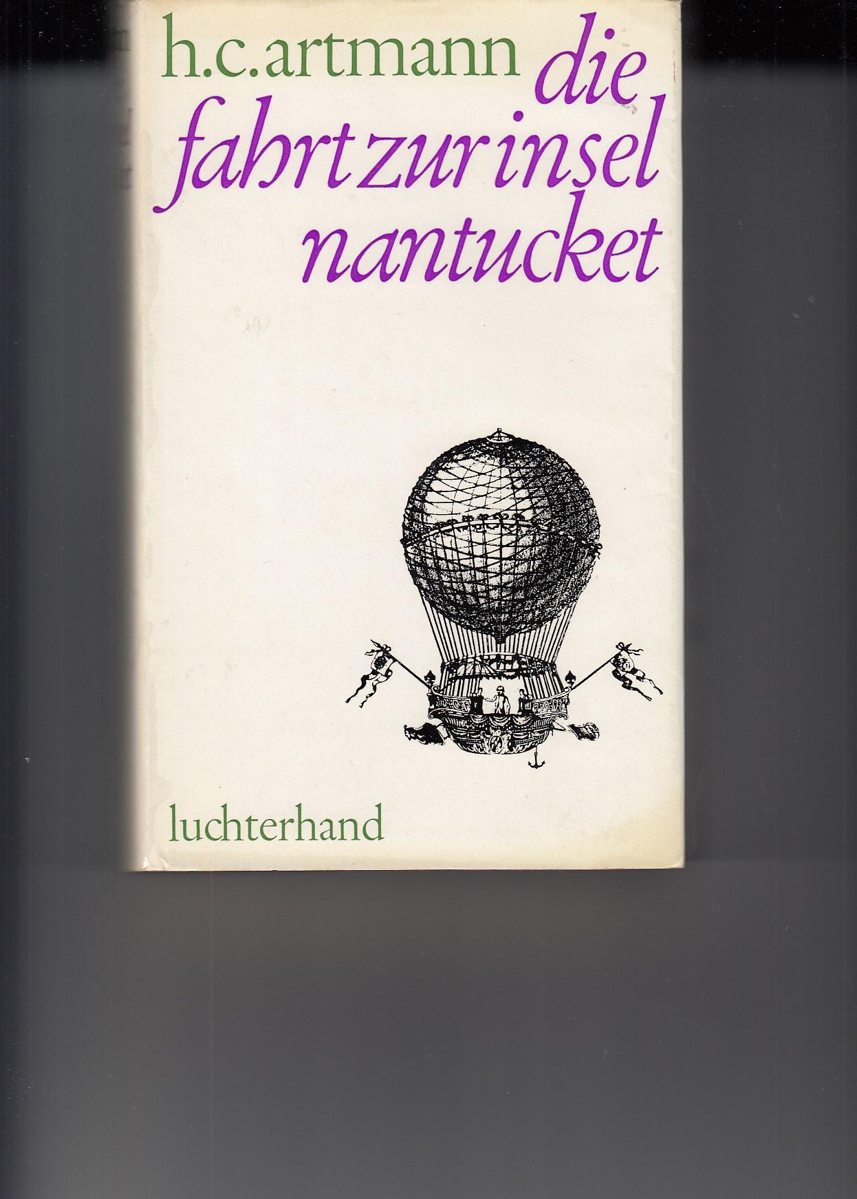 Die Fahrt zur Insel Nantucket. Theater. Vorwort Peter O.Chotjewitz.