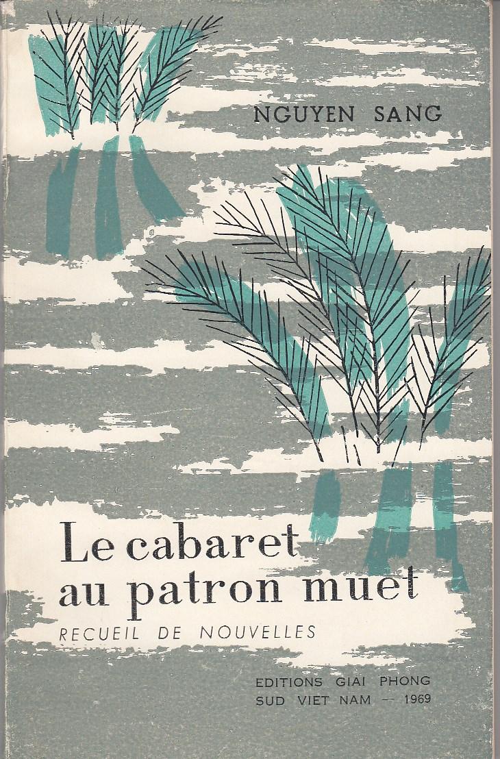 Le cabaret au patron muet. Recueil de Novelles.