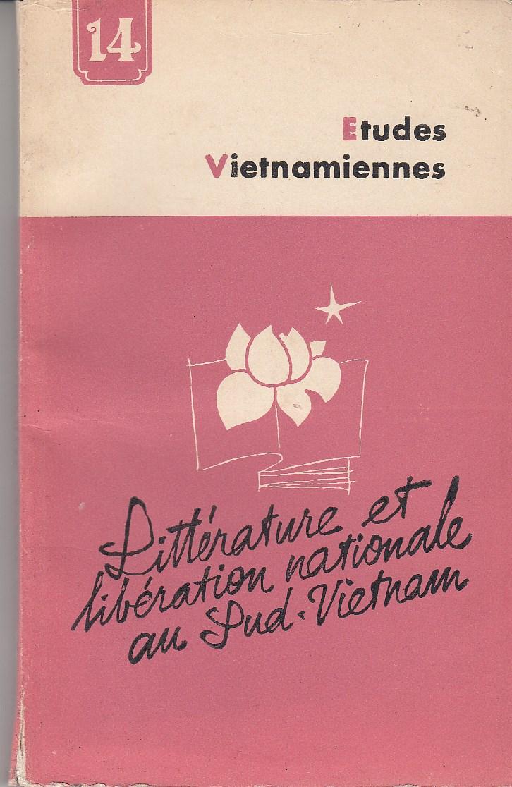 Etudes Vietnamiennes.
