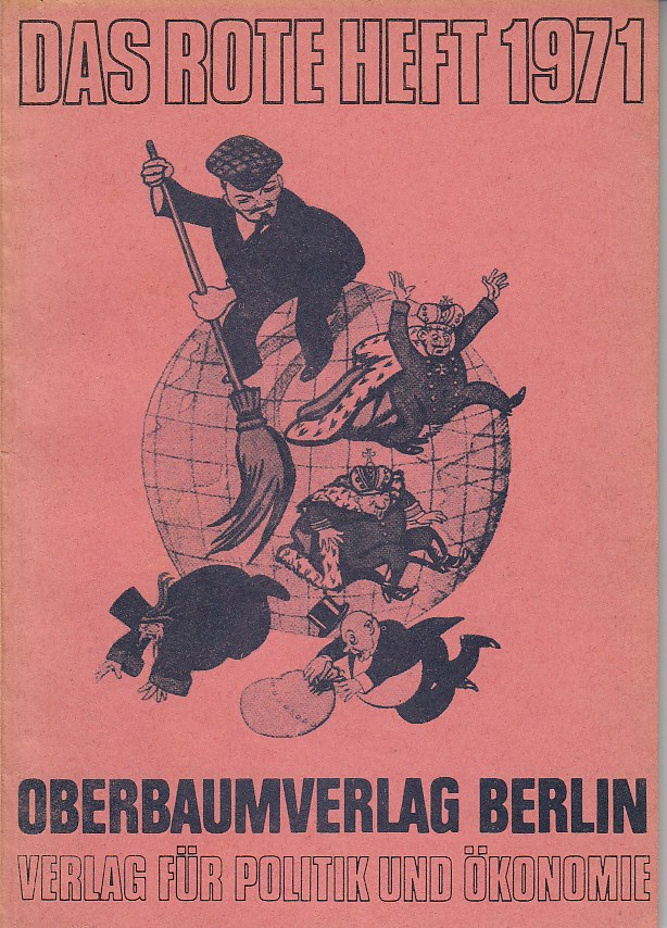 Das rote Heft 1971.