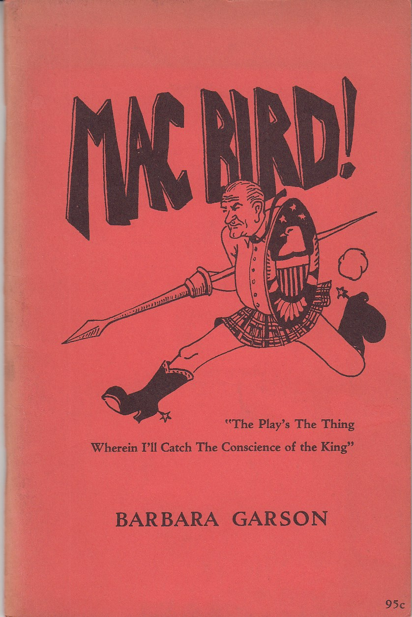 MacBird. Illustrated by Lisa Lyons.