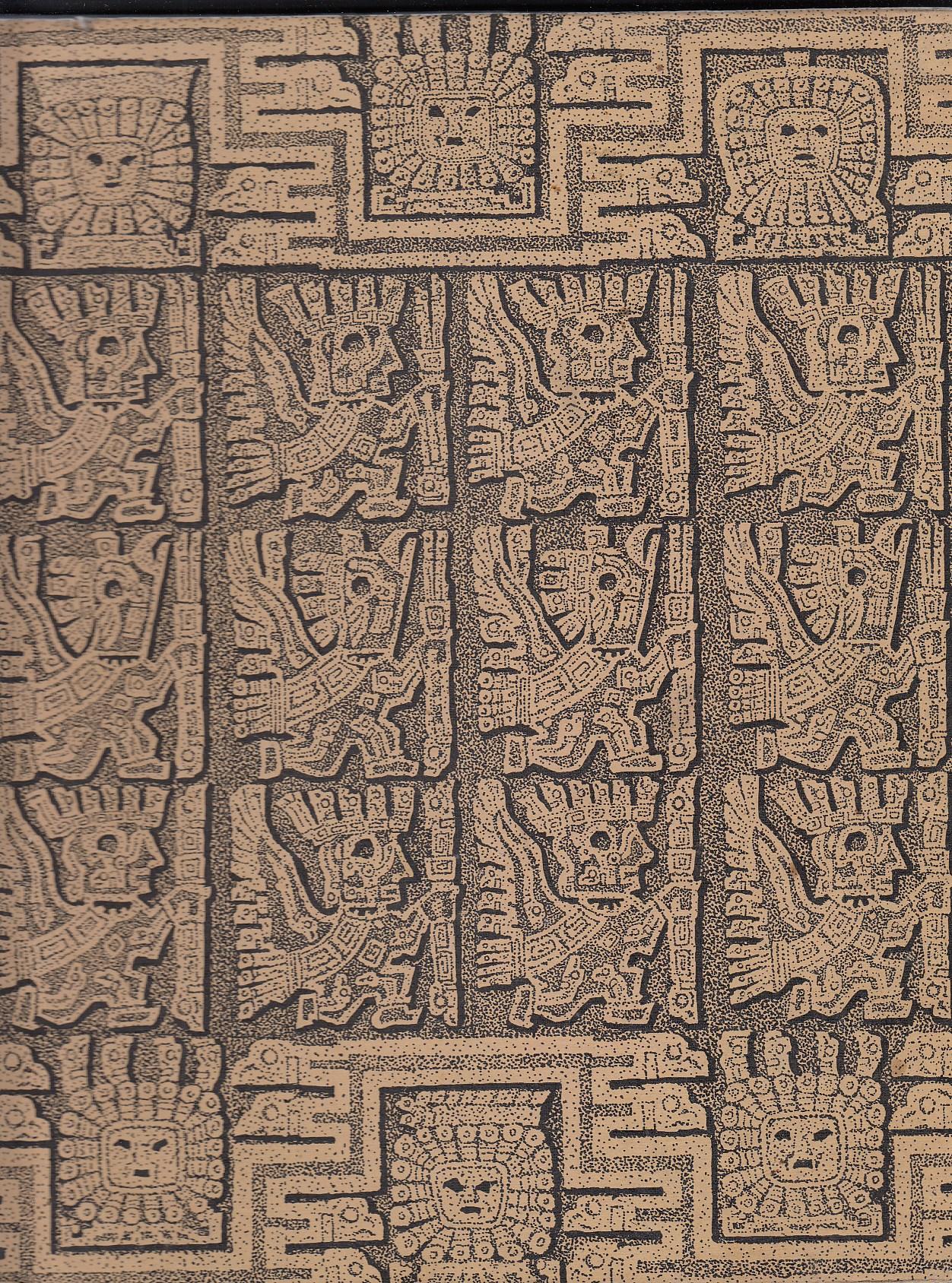 Reich der Inka. Textteil: Sprache und Kultur im älteren Peru. Bildteil: Keramik, Weberei und Monumentalbau.
