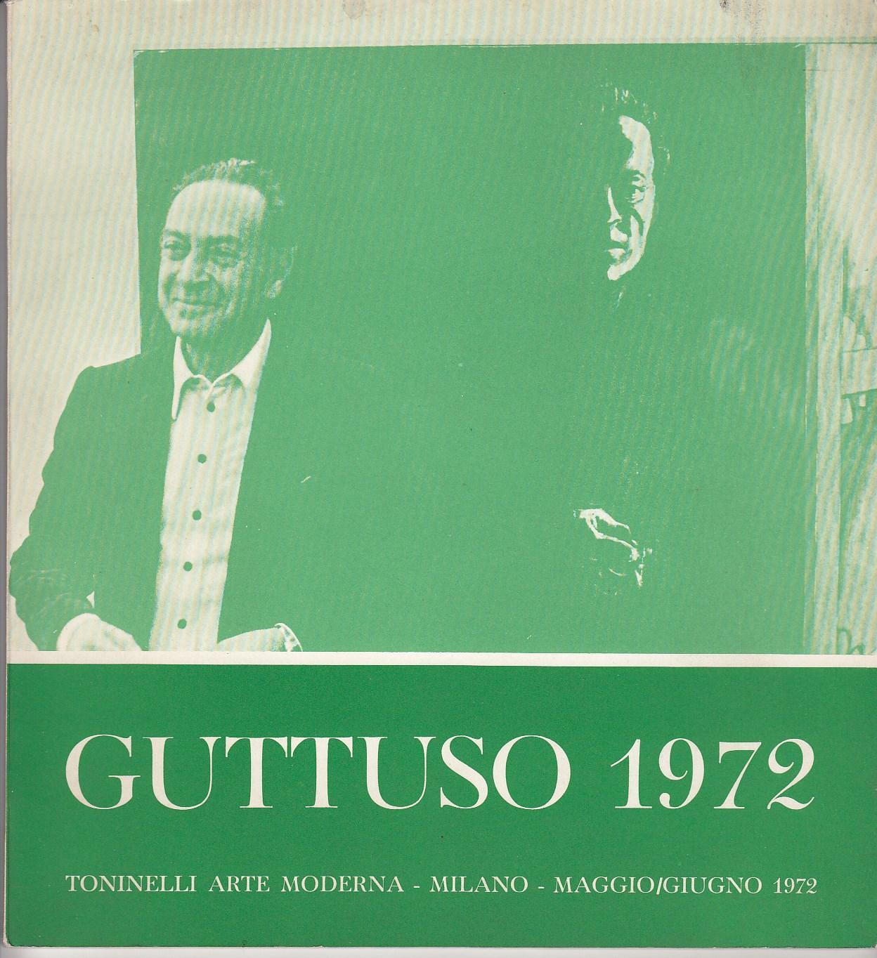 GUTTUSO, Renato. Guttuso 1972.