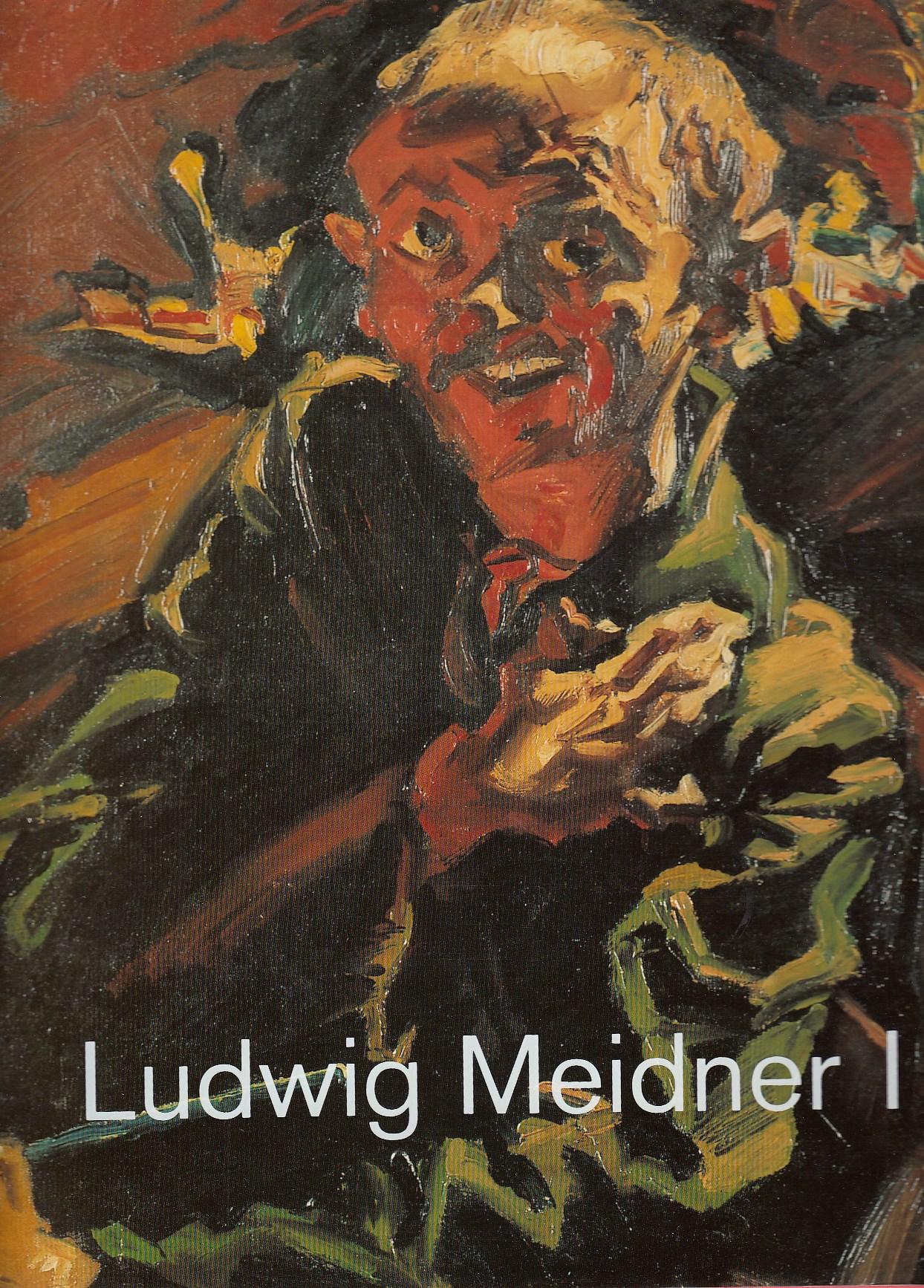 Ludwig Meidner. Zeichner, Maler, Literat. 1884-1966. 2 Bände. Viele Abbildungen. Herausgegeben von Gerda Breuer und Ines Wagemann.