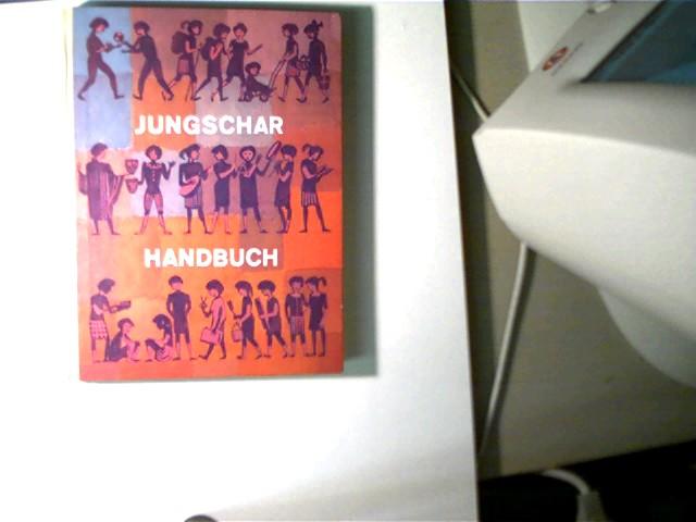Jungschar-Handbuch, Anleitungsbuch für die Arbeit mit neun- bis fünfzehnjährigen Mädchen; gutes Exemplar,