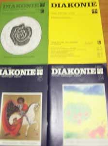 Diakonie - 6 November/Dezember 1994, Theorien - Erfahrungen - Impulse, gutes Exemplar, Autorenkollektiv: