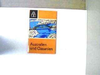 Autorenkollektiv: Australien und Ozeanien, Ein erdkundliches Leseheft für Schüler der 8. Klasse, Bibliotheksexemplar, 1. Auflage, Buchkanten altersentsprechend, ansonsten gutes Exemplar,