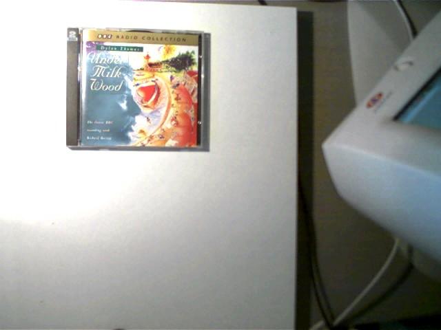 Dylan Thomas: Under Milk Wood, CD sehr guter Zustand,
