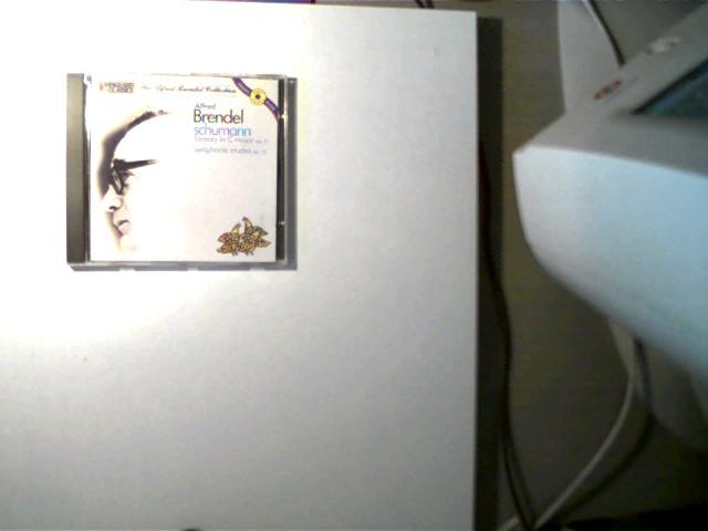 Alfred Brendel (Piano): Schumann, CD mit geringen Kratzern, ansonsten guter Zustand,